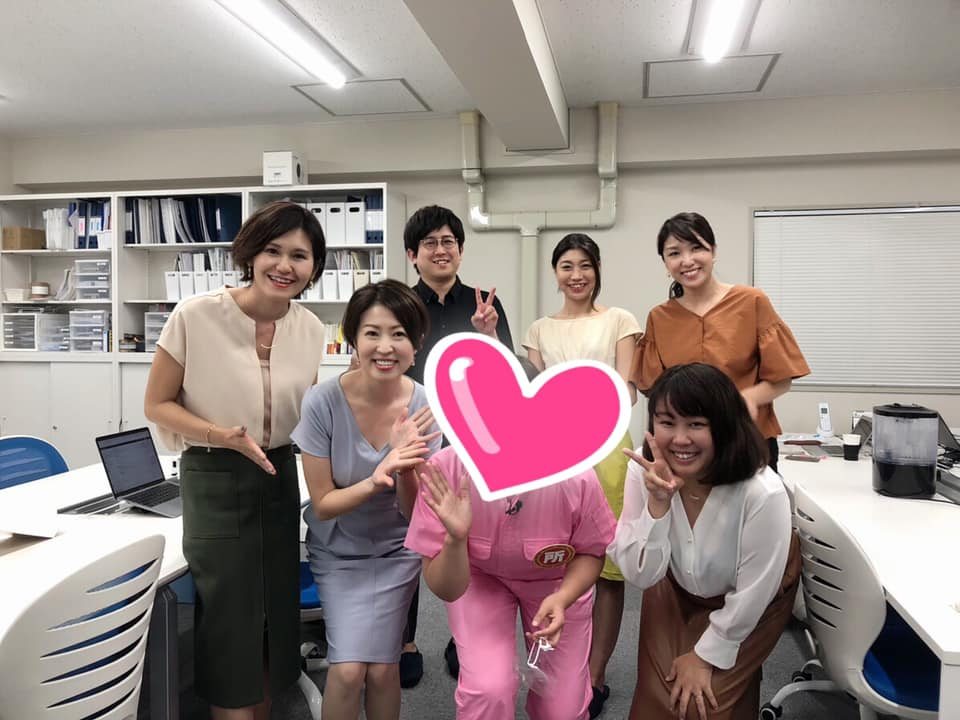 笹木郁乃 全国放送